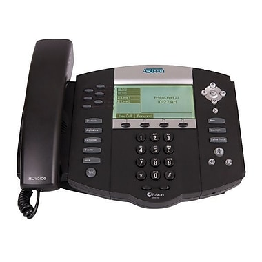 AdtranMD – Téléphone IP VVX 650 à câble