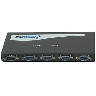 C2G® 4-port UXGA Video Splitter/Extender