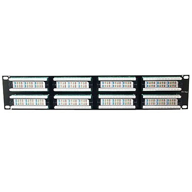 C2G® 48-port 110 Type CAT5e Patch Panel