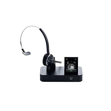 Jabra® PRO Monaural Wireless Headset, Black