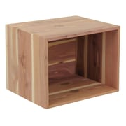 Cedar Fresh® Small Open Cedar Box