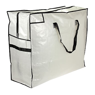 Household Essentials® Mighty Stor® Large Tote Bag With Black Trim