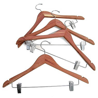 Household Essentials® Cedar Fresh™ Hanger With Hanging Clips