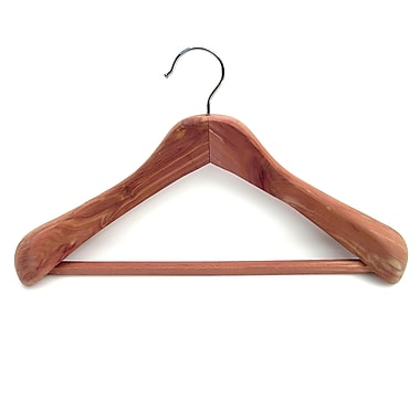 Household Essentials® Cedar Fresh™ Deluxe Coat Hanger
