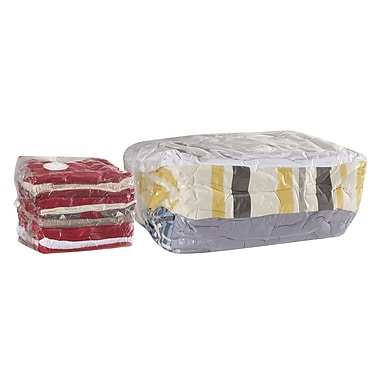 Household Essentials® MightyStor® Storage Cube Set With Gusset, 2-Piece