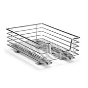 Household Essentials® Glidez Chrome 11 1/2 Under Cabinet Sliding Organizer, Chrome