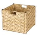 Household Essentials® Banana Leaf Storage Bin, Natural