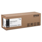 Epson® Matte Exhibition Canvas, 17 x 480, Bright White