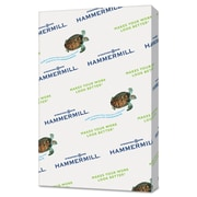 Hammermill® Fore® MP Recycled Colored Paper, 11 x 17, Salmon, 500 Sheets/Ream