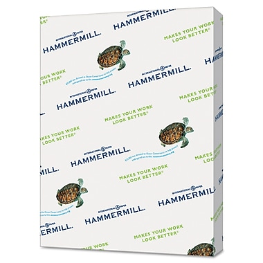 Hammermill® Fore® MP Recycled Colored Paper, 11in. x 17in., Tan, 500 Sheets/Ream