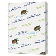 "Hammermill® Fore® MP Recycled Colored Paper, 11"" x 17"", Gray, 500 Sheets/Ream"
