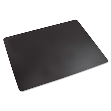 Artistic Rhinolin II 17in. x 12in. Desk Pad With Microban, Black