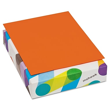 Mohawk BriteHue Multipurpose Colored Paper 8 1 2 X 11