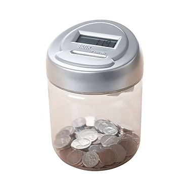 Royal Sovereign® DCB-10 Digital Coin Bank