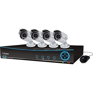 Swann™ SWDVK-942004-US Pro-Series Digital Video Recorder, 1TB Hard Disk, 9 Channel