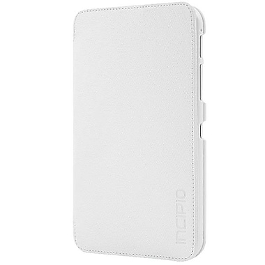 Incipio® Watson Carrying Case For Samsung Galaxy Tab 3 7.0, White/Teal