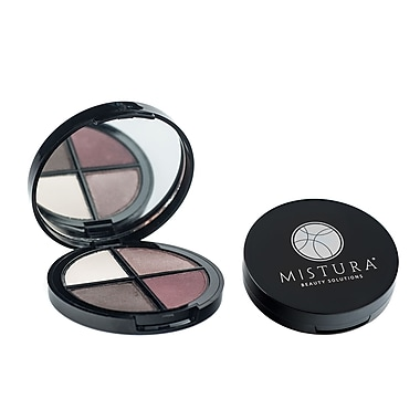 Mistura® Eye Shadow Quad, Fashionista