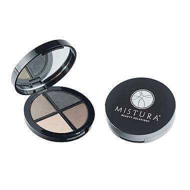 Mistura® Eye Shadow Quad, Smoke & Mirrors