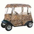 Classic Accessories® Fairway™ Deluxe Camo Golf Cart Enclosure, Realtree™ AP