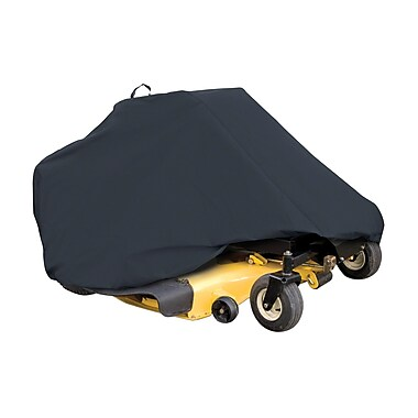 Classic Accessories® Zero Turn Mower Cover, Black