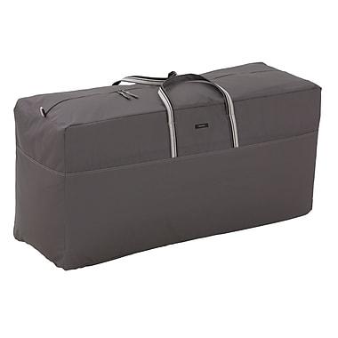 Classic Accessories® Ravenna® Patio Cushion Bag, Dark Taupe