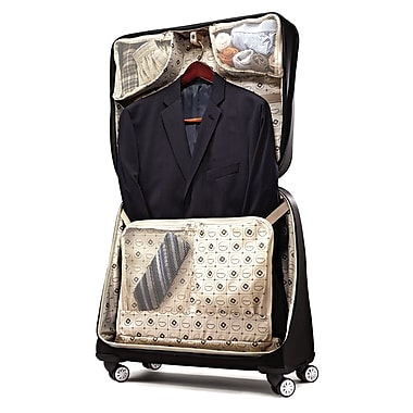 Samsonite® Hyperspace XLT 57117 Spinner Garment Bag, Black