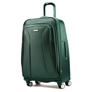 Samsonite® Hyperspace XLT 57115 25 Upright Expandable Spinner Suitcase, Ivy Green