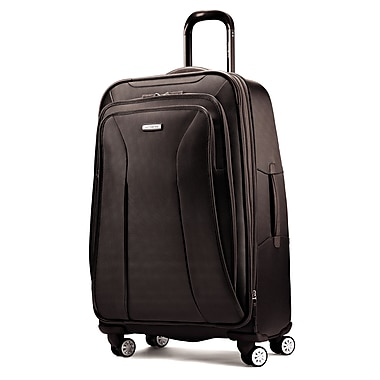 Samsonite® Hyperspace XLT 57115 25in. Upright Expandable Spinner Suitcase, Black