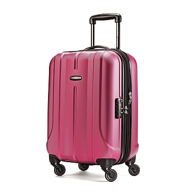 Samsonite® Fiero 20in. Carry-On Hardsided Spinner Suitcase, Purple