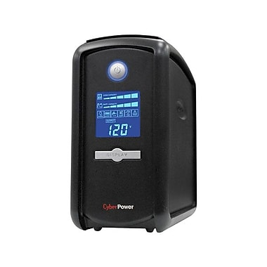 CyberPower® Intelligent LCD 850VA Tower UPS