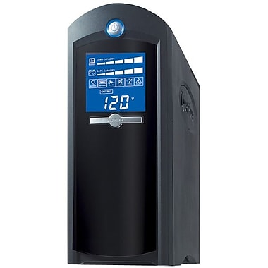 CyberPower® Intelligent LCD 1500VA TWR UPS