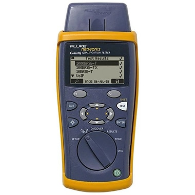 Fluke Networks® Qualification Tester