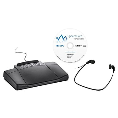 Philips® Digital Transcription Kit