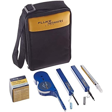 Fluke Networks® Enhanced Optic Cleaning Kit