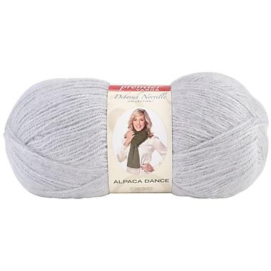 Deborah Norville Collection Alpaca Dance Yarn, Silver Fog