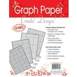 Needlework Graph Paper 8-1/2in.X11in.