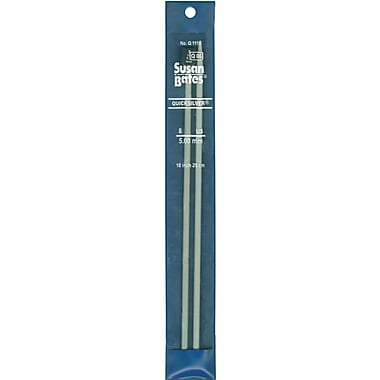 Quicksilver Single Point Knitting Needles 10