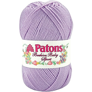 Beehive Baby Sport Yarn, Solids-Angel White