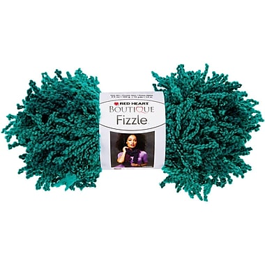 Red Heart Boutique Fizzle Yarn, Agave