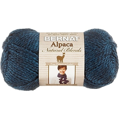Alpaca Natural Blends Yarn, Aqua