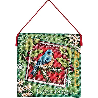 Gold Collection Petites Noel Ornament Counted Cross Stitch K-4-1/2