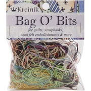 Bag O' Bits Metallic Thread, 11 Grams