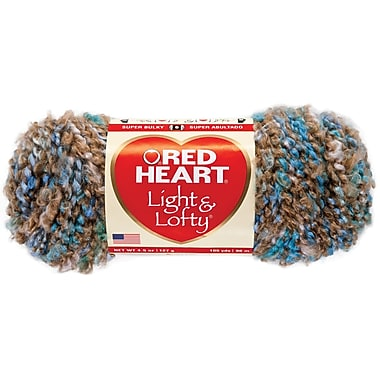 Red Heart Light & Lofty Yarn