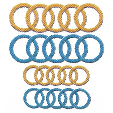 Soft Stitch Jumbo Ring Markers