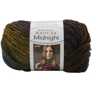 Red Heart Boutique Midnight Yarn, Borealis