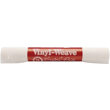 Vinyl-Weave 14 Count Cross Stitch Fabric 12
