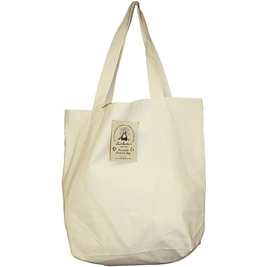 Reusable Canvas Grocery Bag 14.5