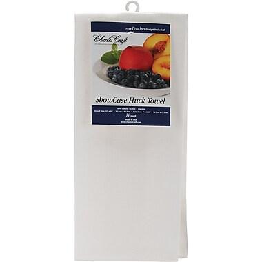 Showcase Huck Towel 15