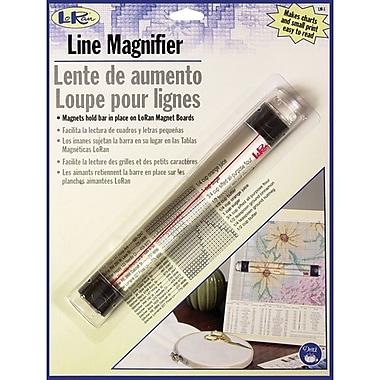 LoRan Magnetic Line Magnifier, 7/8