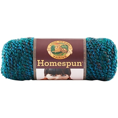 Homespun Yarn, Lagoon